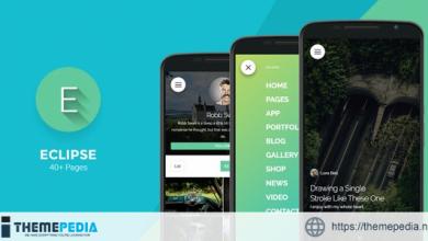 Eclipse – Mobile Multi-Purpose WordPress Theme [Updated Version]