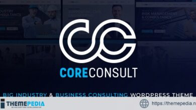 Coreconsult – Big Industry & Business Consulting WordPress Theme [Updated Version]
