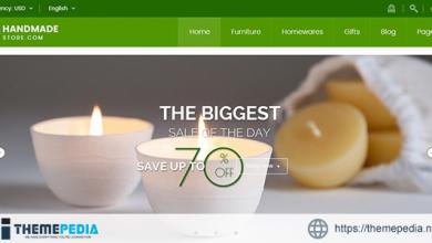Anam – Health & Spa and Cosmetic shop WooCommerce WordPress Theme [Free download]