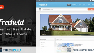 Freehold – Responsive Real Estate Theme [Latest Version]