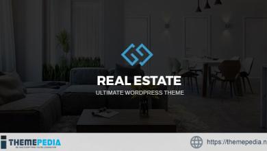 RealArea – WordPress RealEstate Theme [Latest Version]