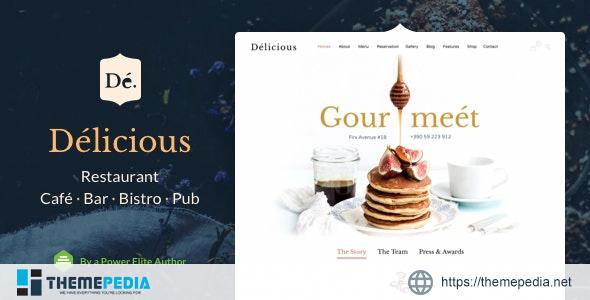 Restaurant – Cafe [Free download]