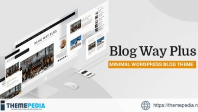 Blog Way Plus – Responsive Blog Theme [nulled]