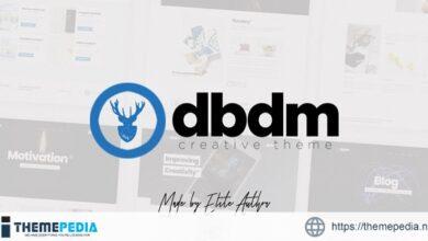 Dubidam – Creative Multi Concept & One Page Portfolio Theme [Latest Version]