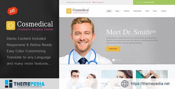 Cosmedical – Health & Medical WordPress Theme [Updated Version]