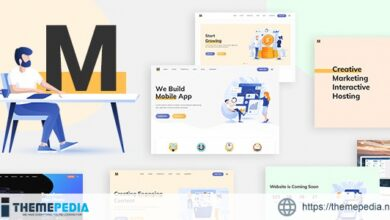 Milu – Tech and App Landing Page Theme [Free download]