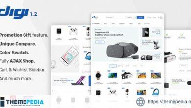 Digi – Electronics Store WooCommerce Theme [Updated Version]