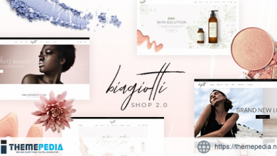 Biagiotti – Beauty and Cosmetics Shop [Free download]