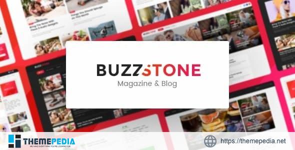 Buzz Stone – Magazine & Viral Blog WordPress Theme [Updated Version]