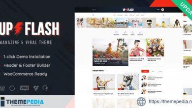 Bazinga – Modern Magazine & Viral Blog WordPress Theme [Free download]