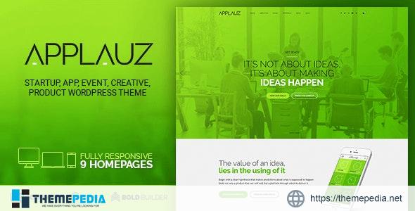 Applauz – Software, Technology & Digital [nulled]