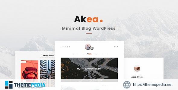 Akea – Blog [Free download]