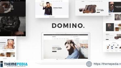 Domino – Fashion Responsive WordPress Theme [Latest Version]