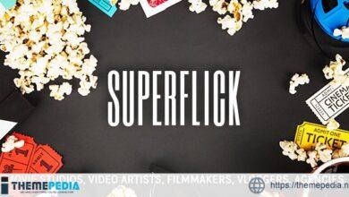 Superflick – An Elegant Video Oriented WordPress Theme [Free download]