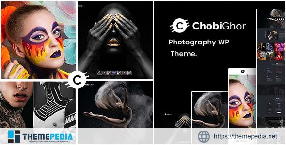Chobighor – Creative Photography WordPress Theme [Free download]