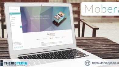 Mobera – Premium App Showcase WordPress Theme [Latest Version]