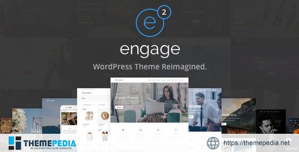 Engage – Responsive Multipurpose WordPress Theme [nulled]