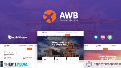 AWB – Transport & Logistics WordPress Theme [Free download]