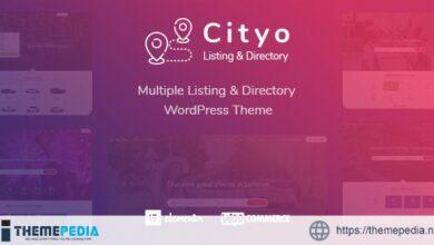 Cityo – Multiple Listing Directory WordPress Theme [Free download]