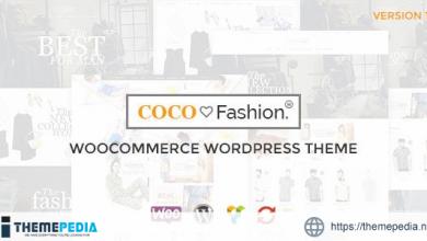 Coco – Fashion Responsive WordPress Theme [Free download]