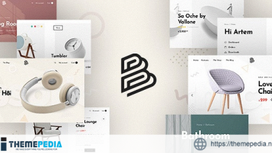 Barberry – Modern WooCommerce Theme [Free download]