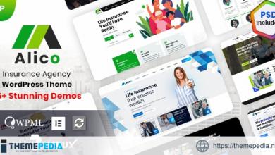 Alico – Insurance WordPress [Latest Version]