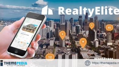 RealtyElite – Real Estate & Property Sales WordPress Theme [Free download]