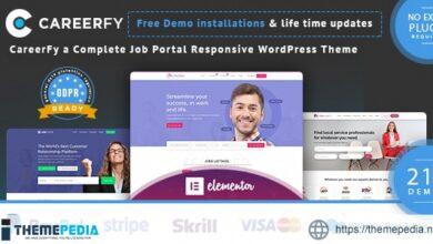 Careerfy – Job Board WordPress Theme [Updated Version]
