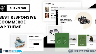 Chameleon – WooCommerce Modern Theme [Latest Version]
