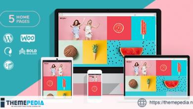 Ohlala – Cake Shop, Ice Cream & Juice Bar [Free download]