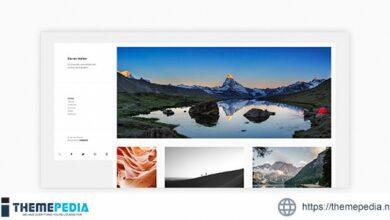 Darren – Photography & WooCommerce Compatible WordPress Theme [Free download]