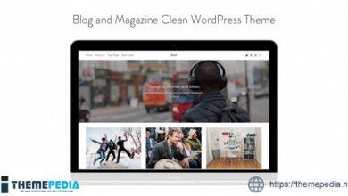 Bold – Blog and Magazine Clean WordPress Theme [Free download]
