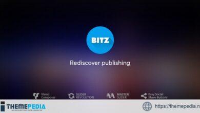 Bitz – News & Publishing Theme [Free download]