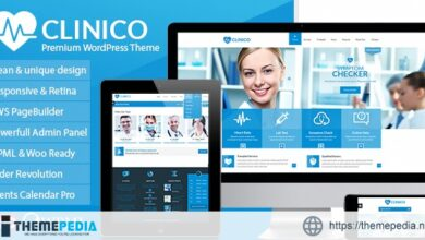 Clinico – Premium Medical and Health Theme [Updated Version]
