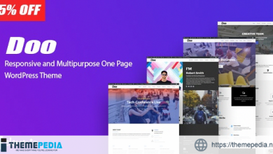 Doo – One Page Responsive [Free download]