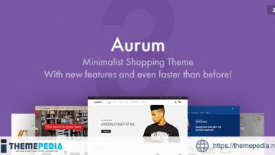 Aurum – Minimalist Shopping Theme [Updated Version]