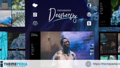 Deamercy – Photography Portfolio WordPress Theme [nulled]
