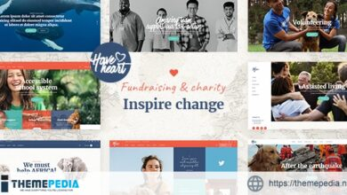 HaveHeart – Fundraising and Charity Theme [Free download]