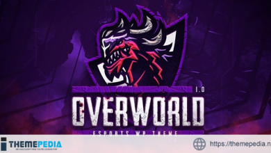 Overworld – eSports and Gaming Theme [Free download]