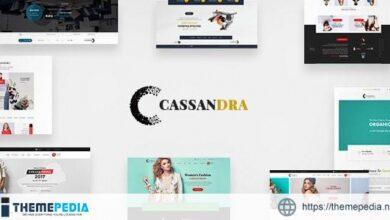 Cassandra – Responsive Retail WordPress Theme [Updated Version]