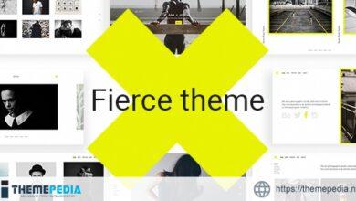 Fierce – Bold Photography Theme [Free download]