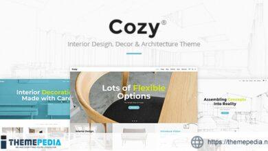Cozy – Interior Design Theme [Latest Version]