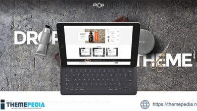 Drop – Shop WooCommerce WordPress Theme [Free download]