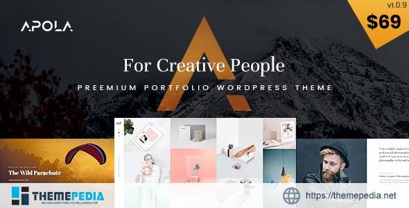 Apola – Photography Portfolio WordPress Theme [Updated Version]