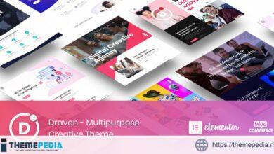 Draven – Multipurpose Creative Theme [Updated Version]