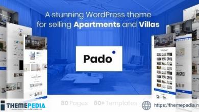 Pado – Apartments and Condos [Free download]