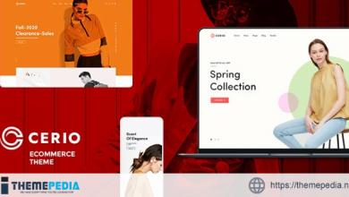 Cerio – Fashion WooCommerce WordPress Theme [Free download]