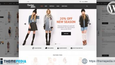 Decima WooCommerce WordPress Theme [Free download]