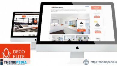 Deco Elite – Interior Design eCommerce Theme [Free download]