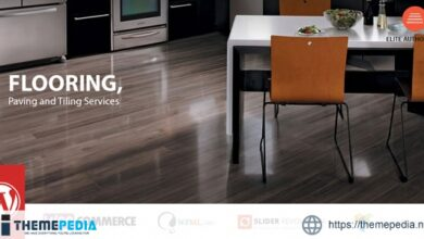 Flooring – Paving and Tiling Services [Free download]